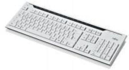 Clavier officiel (Allemand) - Fujitsu - S26381-K520-L120