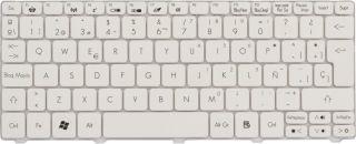 Clavier officiel (Espagnol) - Packard Bell - KB.I100G.108