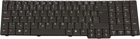 Clavier officiel (Tchèque) - Acer - KB.I1700.041