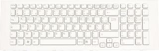 Clavier officiel (Français) - Sony - 148915821