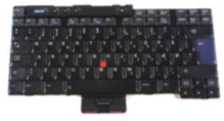 Clavier officiel (Danois) - Lenovo - FRU39T0713