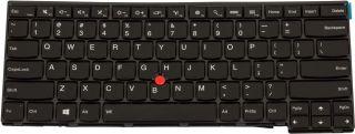 Clavier officiel (US Anglais) - Lenovo - FRU04X0139