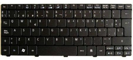 Clavier officiel (Suisse) - Acer - KB.URF0F.024