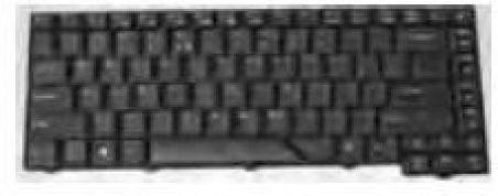 Clavier officiel (Espagnol) - Acer - KB.I1400.050