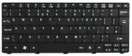 Clavier officiel (Grecque) - Packard Bell - KB.I100G.011