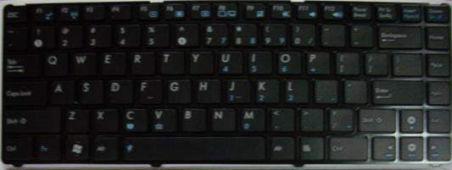 Clavier officiel (US) - Asus - 04GOA2H2KUS00-2