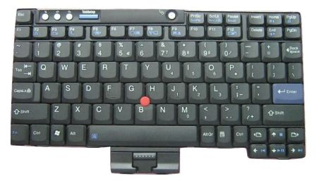 Clavier officiel (ARABIC) - Lenovo - FRU42T3546