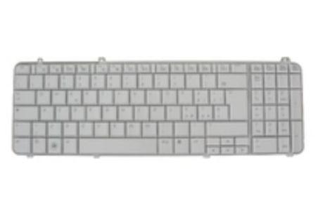 Clavier officiel (NORDIC) Blanc - HP - 508683-DH1