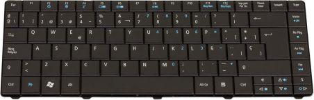 Clavier officiel (Espagnol) - Acer - KB.I140A.161