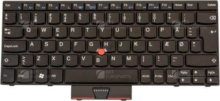 Clavier officiel (Danois) - Lenovo - FRU63Y0128