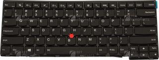 Clavier officiel (US Anglais) - Lenovo - 04X0139