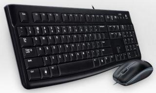 Logitech Desktop MK120 USB FR