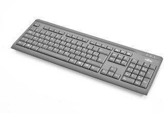 KB410 USB Noir KR